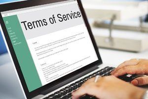Take a look at the contracts for ghostwriting, screenplay writing, and other services. Download the contract for your service, and read it before you sign it. Terms, that are easy to understand and looks after the valid interest of both the sides.